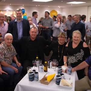 Kangaroo Bus Lines 40th anniversary celebrations - corporate event