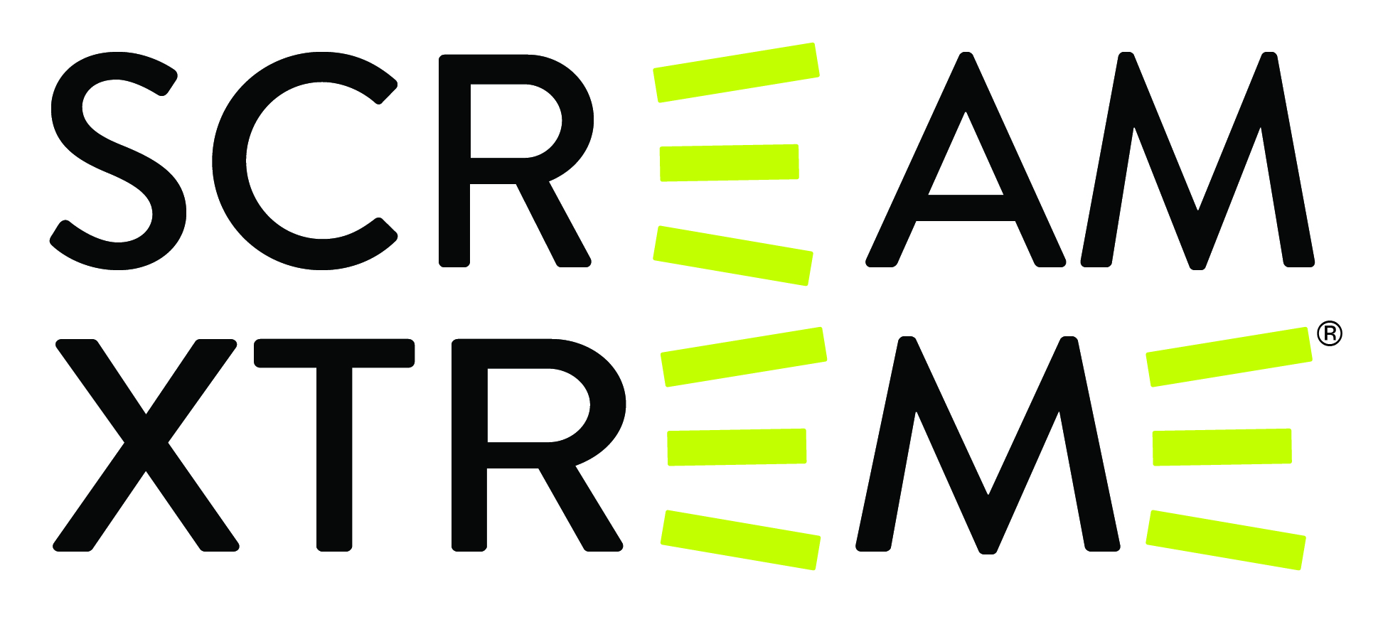 SCREAM XTREME LOGO 2018_GREEN-01